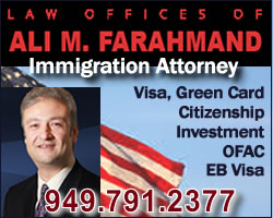 Ali M. Farahmand, Attorney at Law