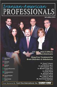 Iranian American Professionals200