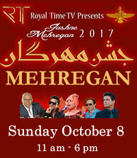 MEHREGAN, ROYAL TIME TV