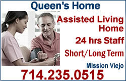 Queen's Home, Assisted Living - Mission Viejo, Orange County